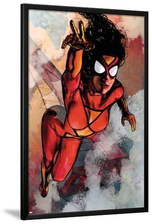 Spider-Woman No.5 Cover: Spider Woman