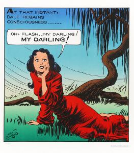 Flash, My Darling by Alex Raymond