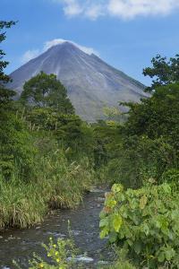Arenal Volcano, Alajuela, Costa Rica, Central America by Alex Robinson