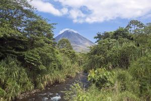 Arenal Volcano, La Fortuna, Alajuela, Costa Rica, Central America by Alex Robinson