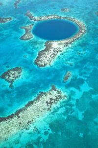 Belize, Lighthouse Atoll, the Great Blue Hole, by Alex Robinson