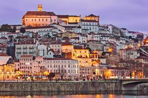 Portugal, Centro, Baixo Mondego, Coimbra by Alex Robinson