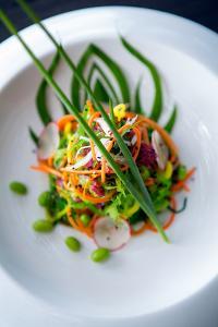 Spicy Thai Salad, Thailand, Southeast Asia, Asia by Alex Robinson