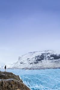 Vatnajokull glacier near Skalafell, Iceland, Polar Regions by Alex Robinson