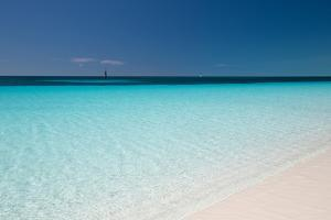 A Caribbean Beach in Cuba's Cayo Largo by Alex Saberi