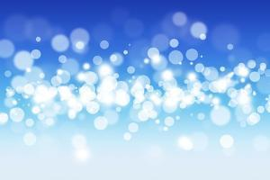 Blue Sky Blurry Lights by alexaldo