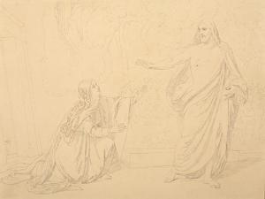 Noli Me Tangere, 1835 by Alexander Andreyevich Ivanov