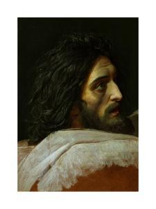 The Head of Saint John the Baptist, End 1830S by Alexander Andreyevich Ivanov