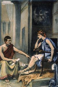 Alexander & Aristotle