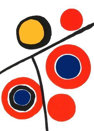 Composition IV by Alexander Calder
