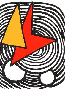 Composition V by Alexander Calder