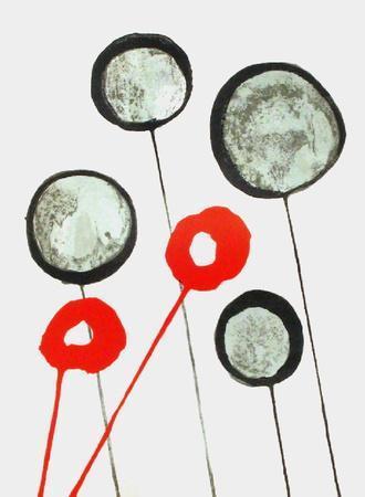Derrier le Mirroir, no. 156: Ballons