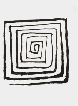 Derrier le Mirroir, no. 190: Composition V