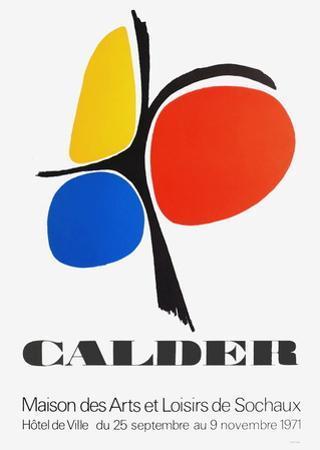 Expo 71 - Sochaux by Alexander Calder