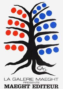 Expo Maeght Editeur by Alexander Calder