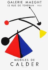 Expo Mobiles by Alexander Calder