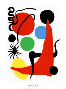 Green Ball, c.1971 by Alexander Calder