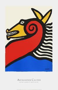 Horse by Alexander Calder