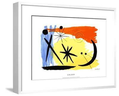 Lunarscape, c.1953 by Alexander Calder