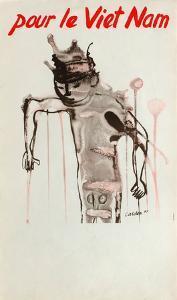 Pour Le Vietnam by Alexander Calder