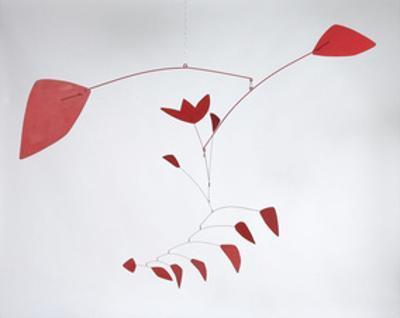 The Tulip, 1967 by Alexander Calder