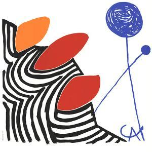Untitled (No text) by Alexander Calder