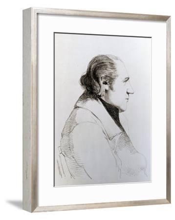 Alexander Dalrymple--Framed Giclee Print