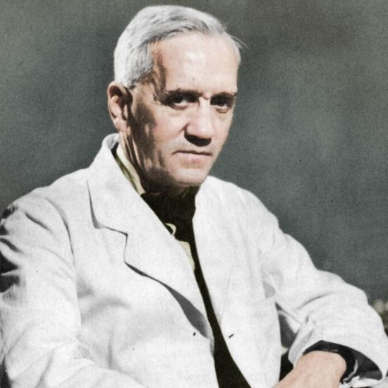 Alexander Fleming, Scottish bacteriologist, c1930s-Unknown-Photographic Print