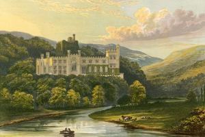 Arundel Castle by Alexander Francis Lydon