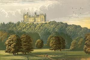 Belvoir Castle by Alexander Francis Lydon