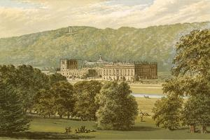 Chatsworth by Alexander Francis Lydon