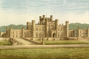 Lowther Castle by Alexander Francis Lydon