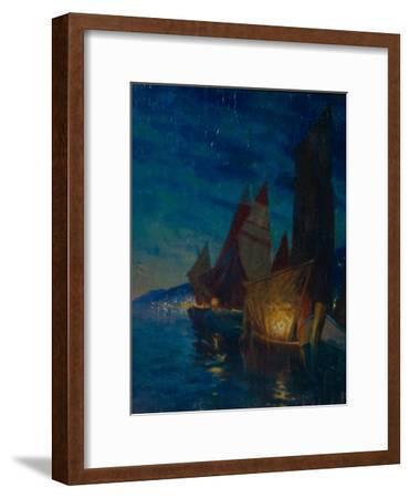 Sails at Night