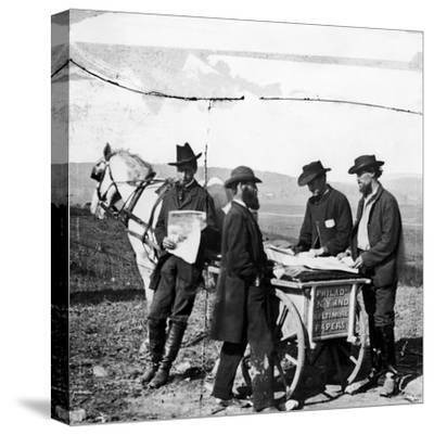 Civil War: Union Camp, 1863