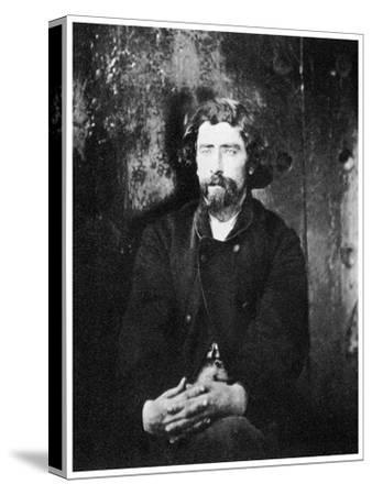 Dr Samuel Mudd, Member of the Lincoln Conspiracy, 1865