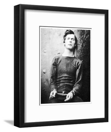 Lewis Powell, Member of the Lincoln Assassination Plot, 1865