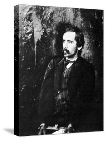 Michael O'Laughlen, Member of the Lincoln Conspiracy, 1865