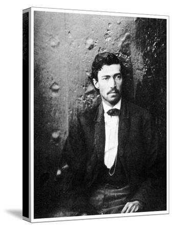 Samuel Arnold, Member of the Lincoln Conspiracy, 1865(195)