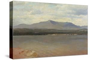 Lake Champlain, 1868 by Alexander Helwig Wyant