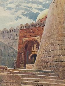 'The Tomb of Tughlak Shah', c1880 (1905) by Alexander Henry Hallam Murray