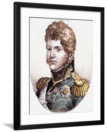 Alexander I Romanov--Framed Giclee Print