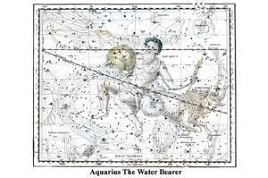 Aquarius the Water Bearer by Alexander Jamieson