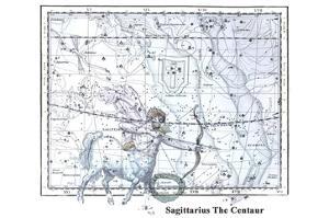 Sagittarius the Centaur by Alexander Jamieson