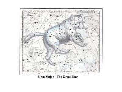 Ursa Major - the Great Bear
