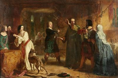 A Scene from 'The Lady of the Lake'
