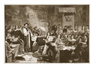 Trial of Archbishop Laud by Alexander Johnston