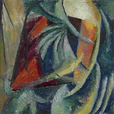 Abstract Composition, 1913-1914