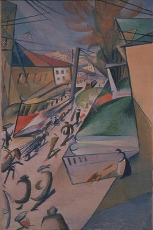Tram, 1914