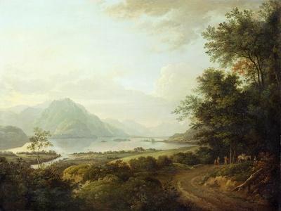 Loch Awe, Argyllshire, c.1780-1800