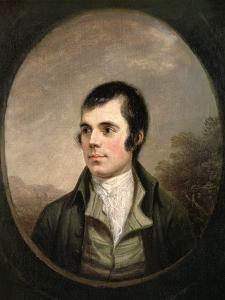 Robert Burns (1759-96), 1787 by Alexander Nasmyth